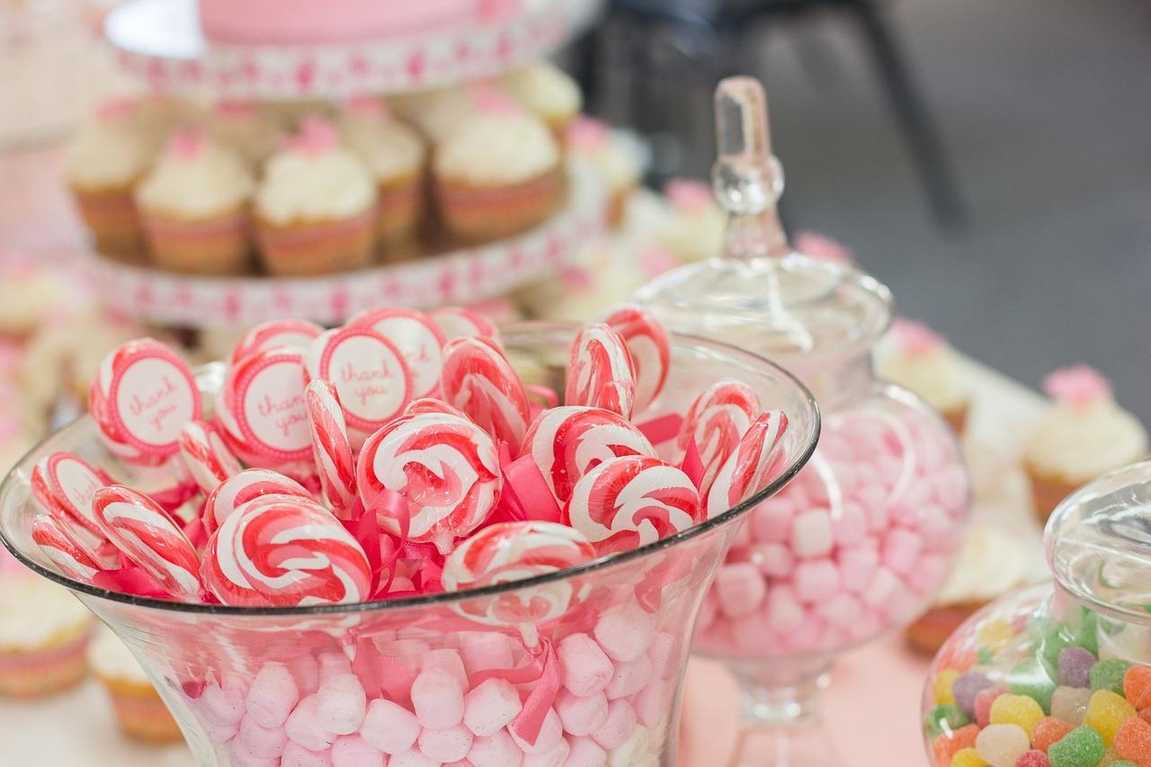 Comment faire un mariage sur le thème de la gourmandise