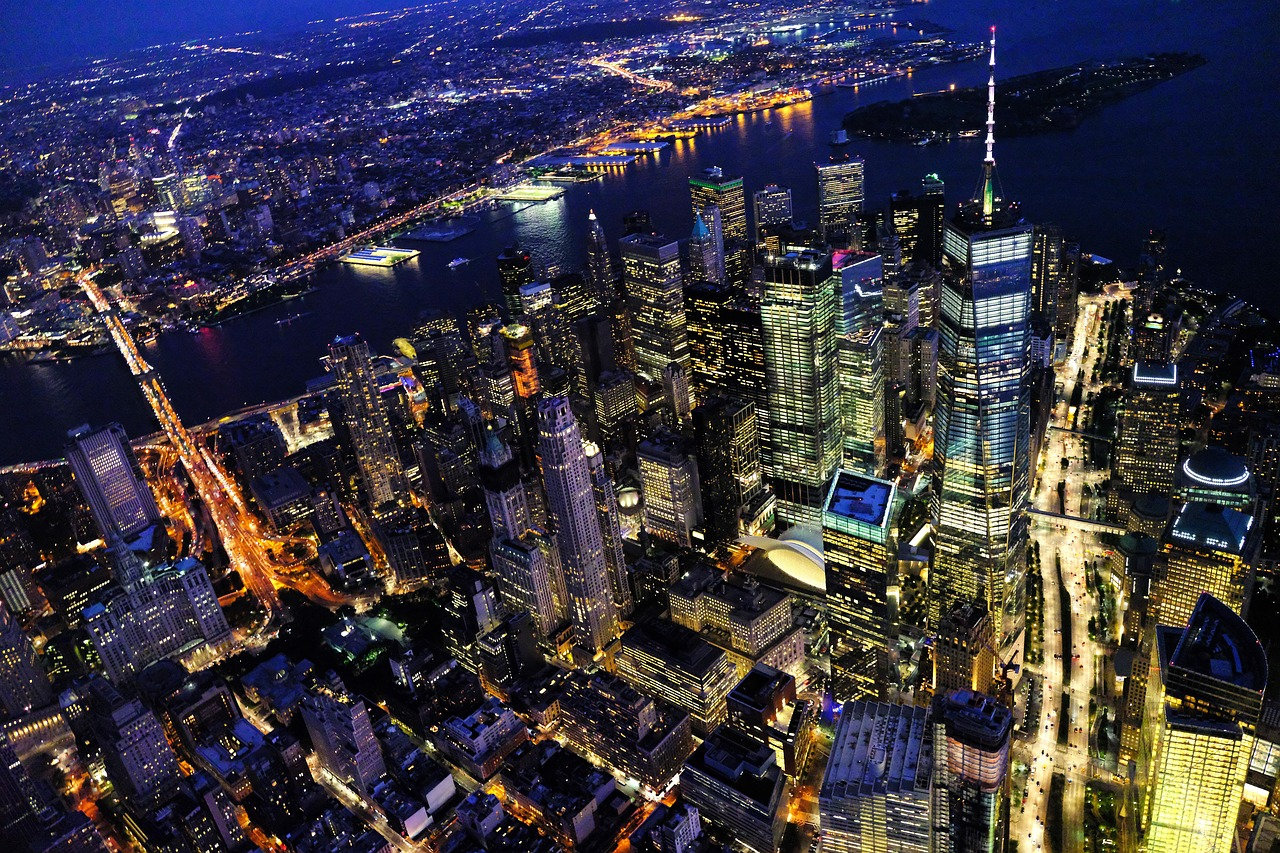 Faire son voyage de noces à New York