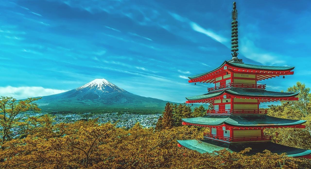 Faire son voyage de noces au Japon