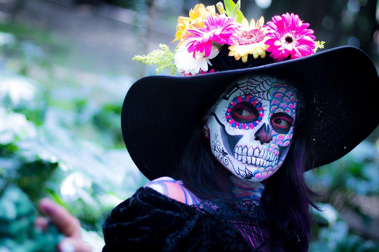 Jour des mort au Mexique