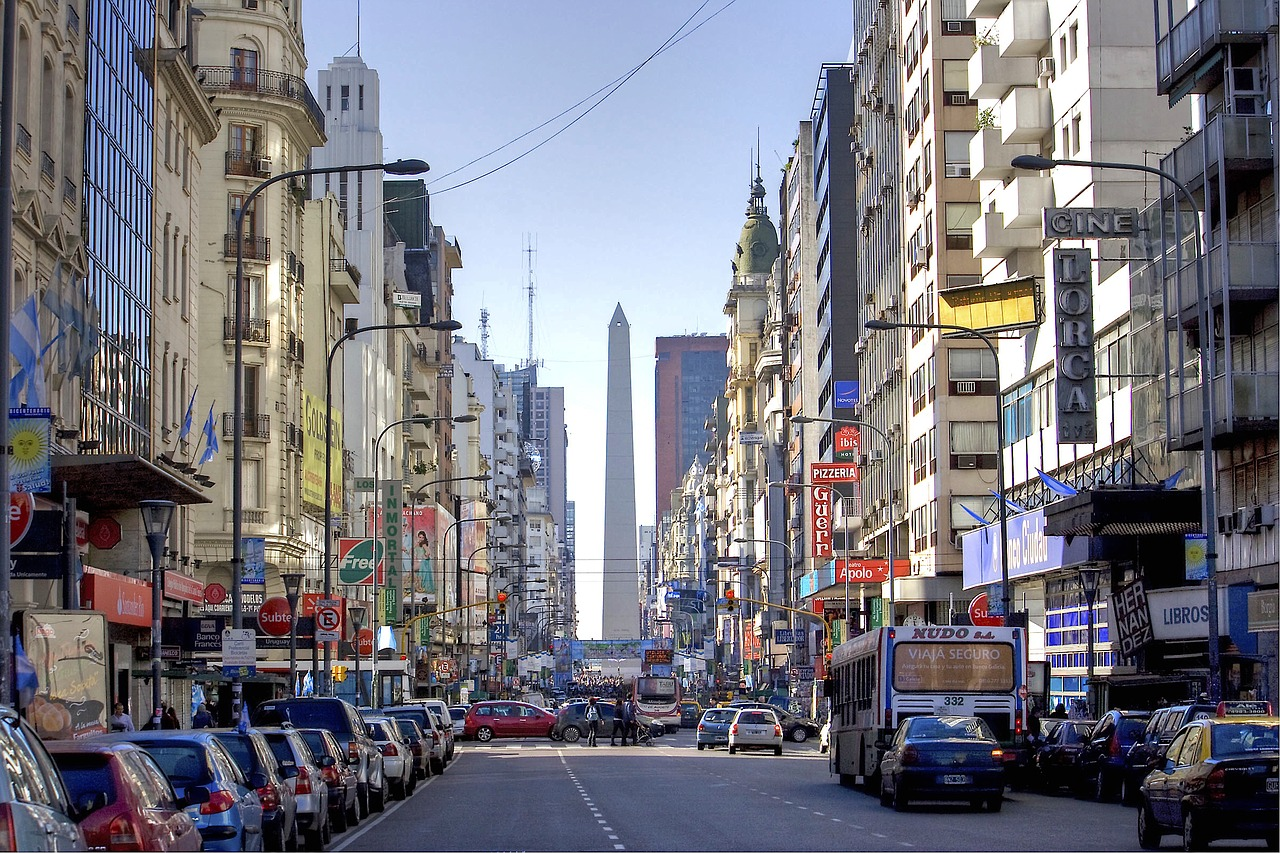 buenos-aires capital Argentine