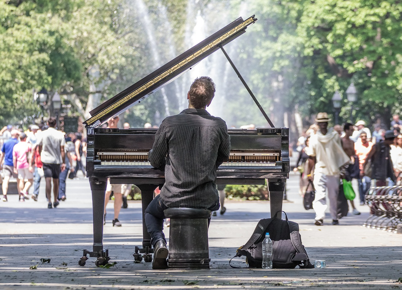 manhattan pianiste
