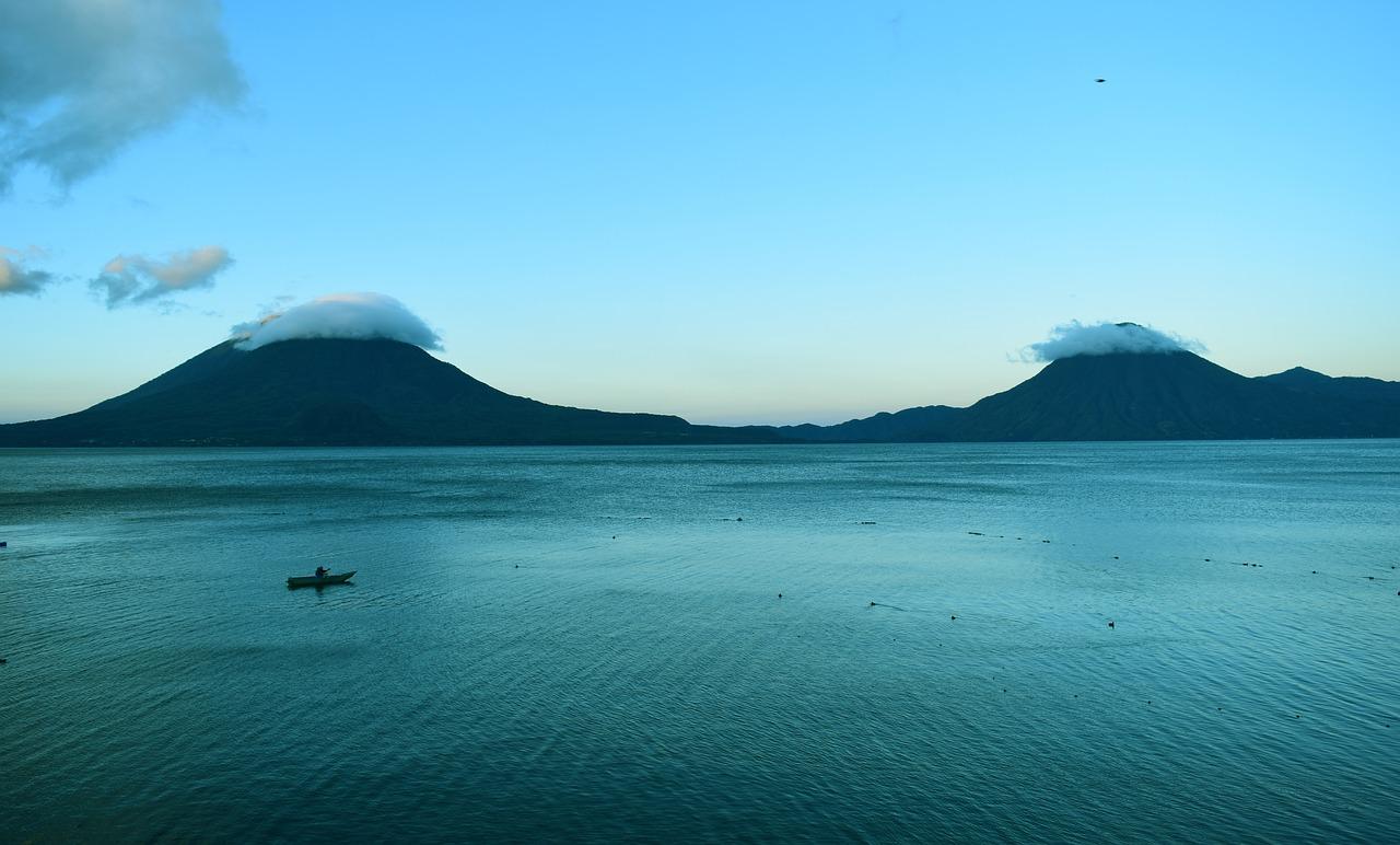 vue imprenable Guatemala
