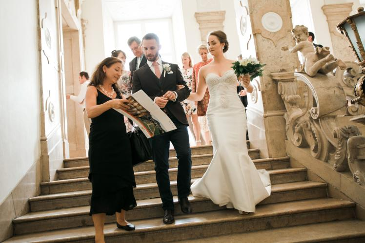Wedding planner pour organiser mariage a distance