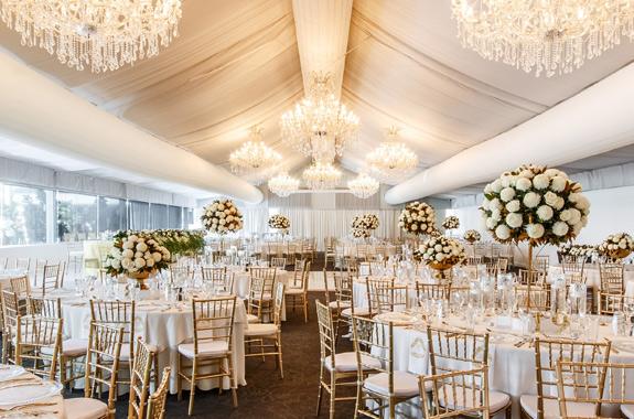 décorer sa salle de mariage