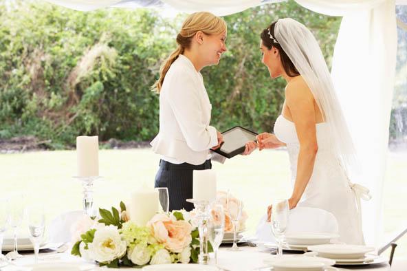 preparatifs mariage a distance