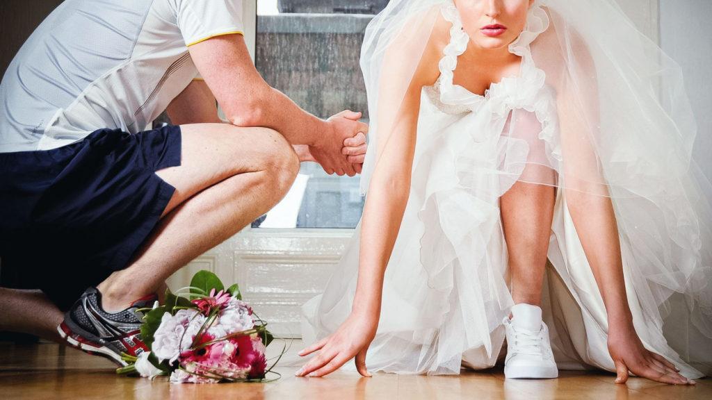 sport avant le mariage