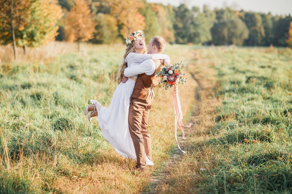 Mariage en automne comment l'organiser