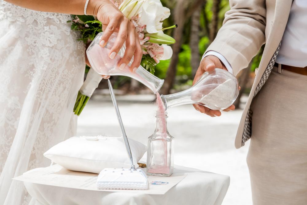 Rituels de mariage la liste !