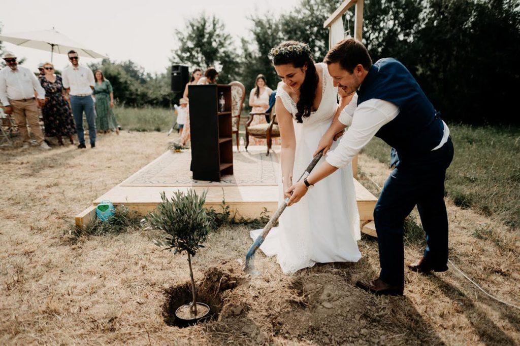 rituel pour mariage