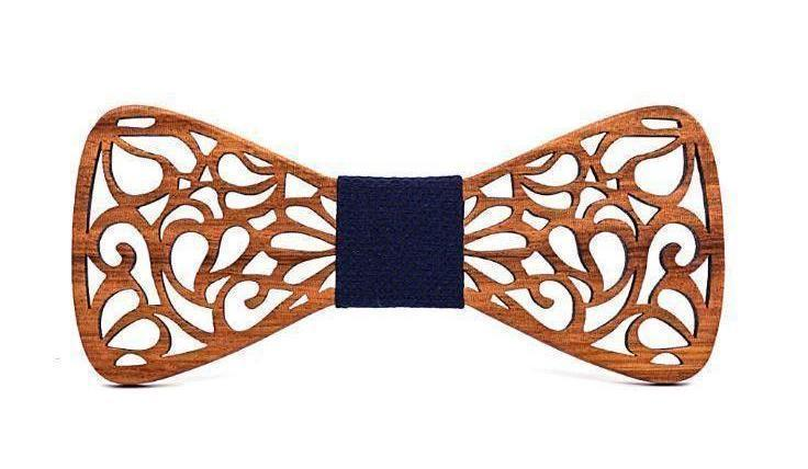 noeud-papillon-bois the woodstock
